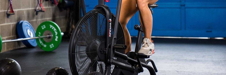 Top 10 Health Benefits of Using a Fan Bike